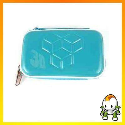 Hori 3DS - Tasche Hard-Pouch Hellblau