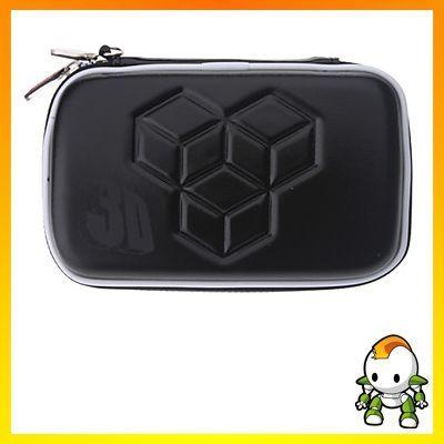 Hori 3DS - Tasche Hard-Pouch Schwarz